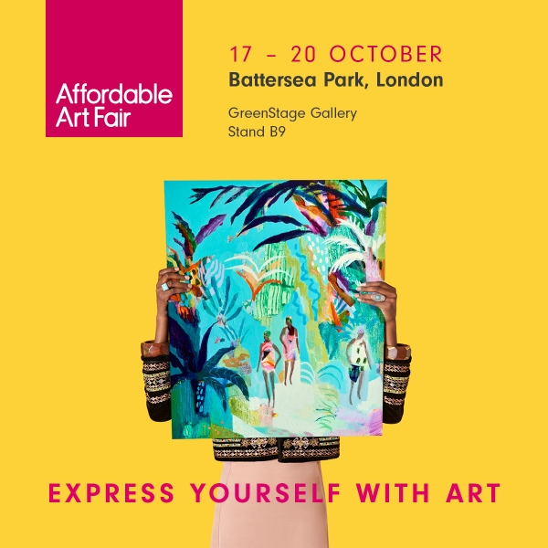 Battersea Affordable Art Fair Exhibition