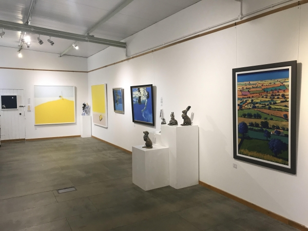 Summer Show open Thursday to Saturday or by appointment Exhibition