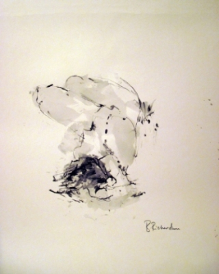 Ink  by Beth Richardson (Drawings)