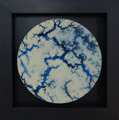 Fractal Study 1 £395 plus delivery by Matt Clarke