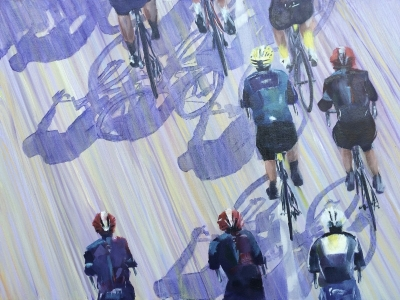 Drones; Tour de Yorkshire  Sold by Kathryn Sassall