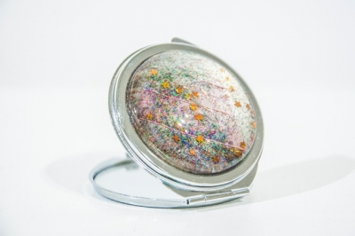 Compact Mirror  by Mary Thorpe