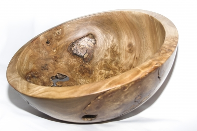 Elm Bowl (Elm wood) £240 plus delivery