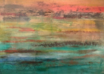 Harmony of Sea & Land   by Sue Maud