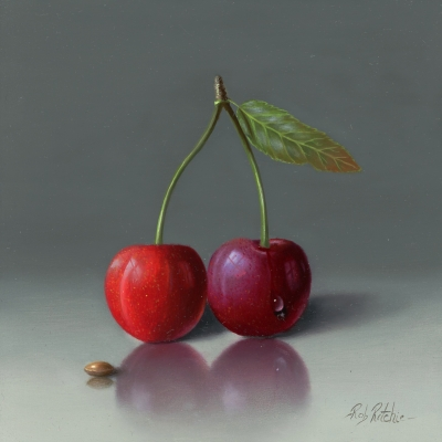 Sweet Cherries by Rob Ritchie