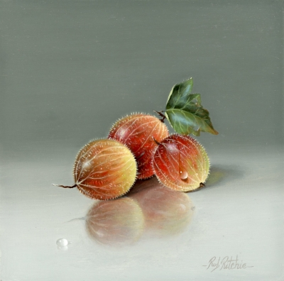 Dessert Gooseberries by Rob Ritchie