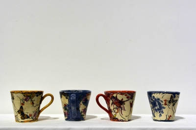 Mugs  by Karen Atherley