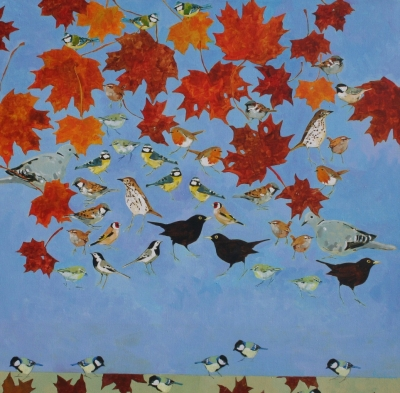 All the Birds in the Maple