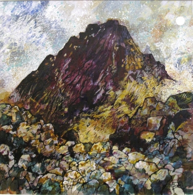 Tryfan  by Tony Purser