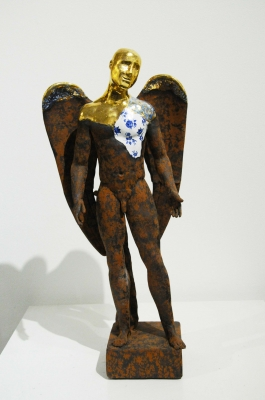 Standing Angel (34) by Pierre Williams