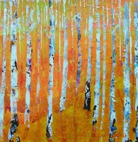 Silver Birch and Golds