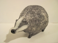 Badger 7  by Alison Fisher