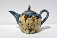 Teapot with Lid by Karen Atherley