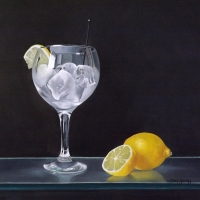 Ice and Lemon  by Peter Kotka