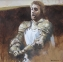 Placido Domingo as Lonhengrin (oil on board framed 68 x 68cm) £2000 plus delivery
